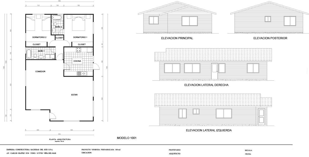 Planos casas solidas casas prefabricadas casas - Casas prefabricadas americanas en espana ...