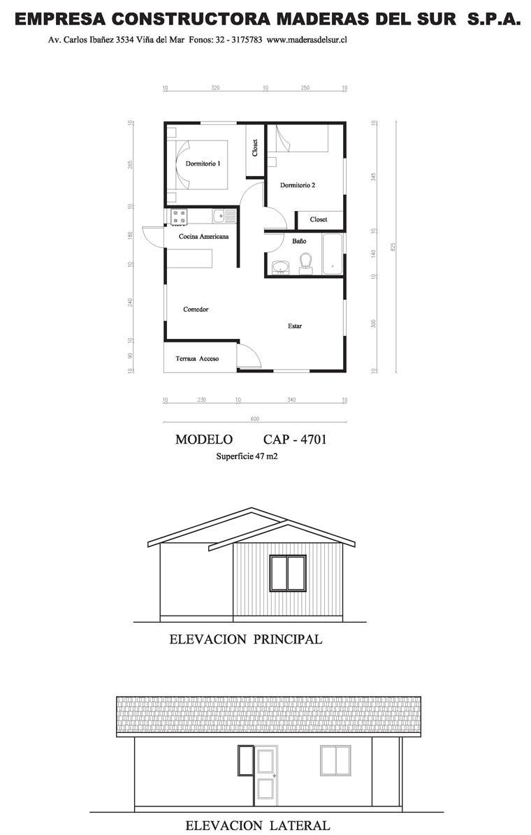 Planos casas solidas casas prefabricadas casas - Tipos de casas prefabricadas ...
