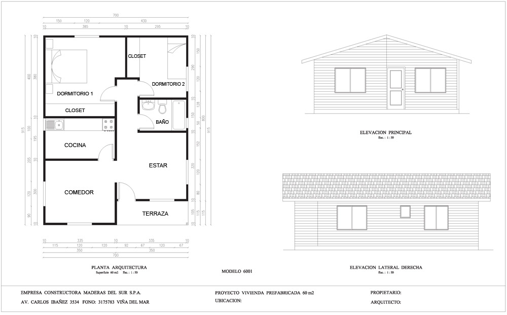 Planos casas solidas casas prefabricadas casas for Modelos de planos de casas